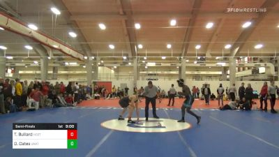 Semifinal - Thomas Bullard, NC State vs Donald Cates, Unattached