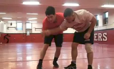 Baseball Tie To Ankle Pick
