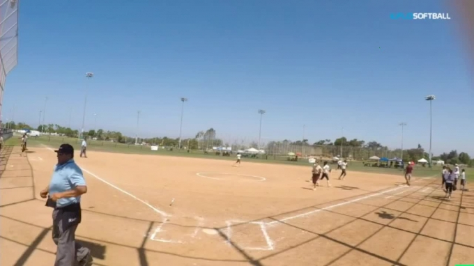 PGF 2018 Nationals 14U Premier Softball - Texas Travel vs