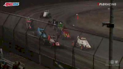Heat Races | USAC Haubstadt Hustler at Tri-State Speedway