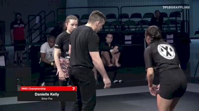 Danielle Kelly vs Jessica Crane Who's Number One Championship
