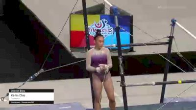 Kailin Chio - Bars, Gymcats - 2021 US Championships