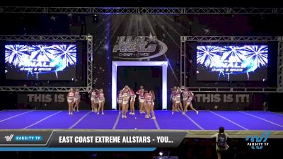 East Coast Extreme Allstars - Youth Lightning [2021 L1 Youth - D2 - B Day 2] 2021 The U.S. Finals: Ocean City