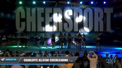 Charlotte Allstar Cheerleading - Purple Royalty [2021 L3 Junior - Medium Day 1] 2021 CHEERSPORT: Charlotte Grand Championship
