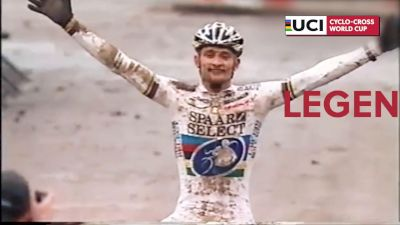 Legends Will Win At UCI Cyclocross World Cup Overijse