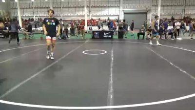 70 kg Prelims - Connor Kievman, New York City RTC vs Jakob Bergeland, Gopher Wrestling Club - RTC