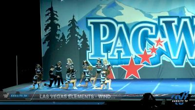 Las Vegas Elements - Windstorm [2020 L2 Junior - D2 - Small - A Day 2] 2020 PacWest