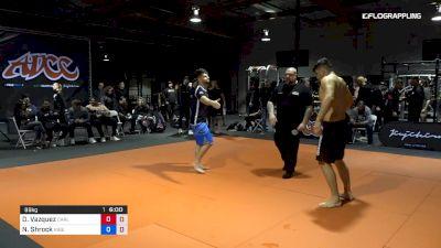 Diego Vazquez vs Nick Shrock 2019 ADCC North American Trials