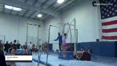 Jimena Garza - Bars, WOGA - 2021 Region 3 Women's Championships