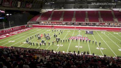 "Bishop O'Gorman High School ""Sioux Falls SD"" at 2021 USBands Quad States Championship"
