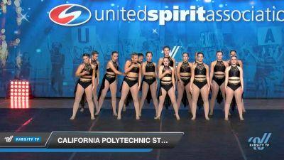 California Polytechnic State University San Luis Obispo [2019 Jazz 4-Year College - Division l Day 2] 2019 USA Collegiate Championships