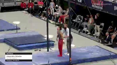 Alexandru Nitache - Still Rings, GymTek Academy - 2021 US Championships