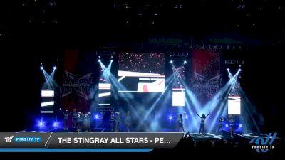 The Stingray All Stars - Peppermint [2020 L1 Mini Day 2] 2020 JAMfest Cheer Super Nationals