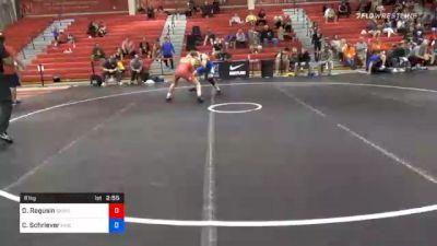61 kg 3rd Place - Dylan Ragusin, Cliff Keen Wrestling Club vs Cullan Schriever, Hawkeye Wrestling Club