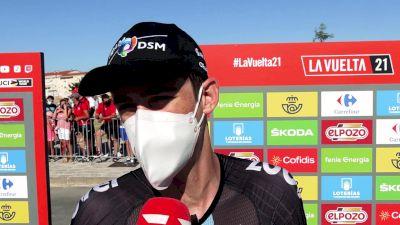 Chad Haga: It's Another Vuelta a España Escape Day
