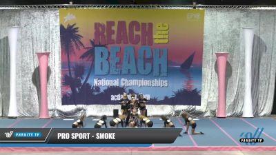 Pro Sport - Smoke [2021 L1 Senior] 2021 Reach the Beach Daytona National