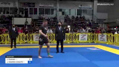 Jefferson Guaresi vs JAIME SOARES CANUTO 2021 Pan IBJJF Jiu-Jitsu No-Gi Championship