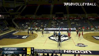 Replay: St. John's vs Connecticut - 2021 St. John's vs UConn | Sep 25 @ 5 PM