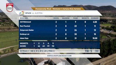 Replay: Austria vs Spain | Oct 7 @ 11 AM