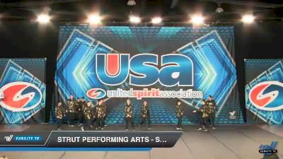 Strut Performing Arts - Strut Performing Arts Open Coed Hip Hop [2019 Open Coed Hip Hop Day 2] 2019 USA All Star Championships