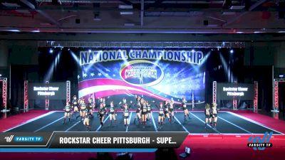 Rockstar Cheer Pittsburgh - Supermodels [2021 L6 International Open Day 2] 2021 ACP: Midwest World Bid National Championship