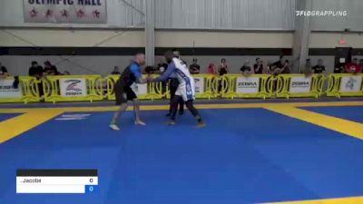 Jacobe Antjuan Kendrick vs Joshua Daniel Olliff 2021 Pan IBJJF Jiu-Jitsu No-Gi Championship