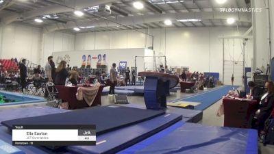 Ella Easton - Vault, JET Gymnastics - 2021 Region 3 Women's Championships