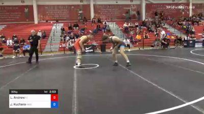 92 kg Consolation - Logan Andrew, Florida vs Jud Kuchera, Nebraska Golden Eagles Wrestling Club