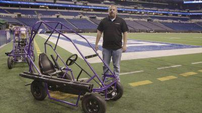 Insider Look At Broken Arrow's Amazing Carts