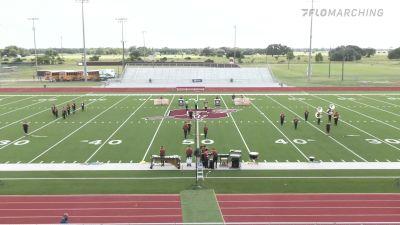 "Bloomington H.S. ""Victoria TX"" at 2021 USBands Ganado Showcase"
