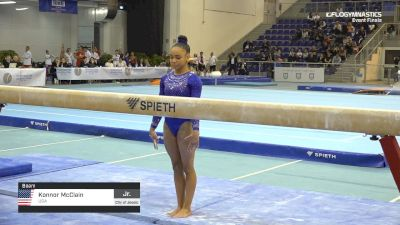 Konnor McClain - Beam, USA - 2019 City of Jesolo Trophy