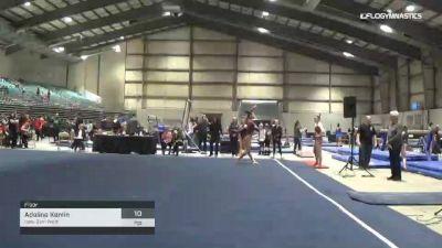 Adeline Kenlin - Floor, Iowa Gym-Nest - 2019 Buckeye Classic