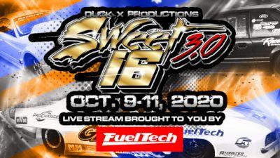 Full Replay | Sweet 16 at South Georgia 10/12/20