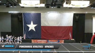 PowerHouse Athletics - Apaches [2021 L2 Youth - Small Day 1] 2021 ACP Power Dance Nationals & TX State Championship