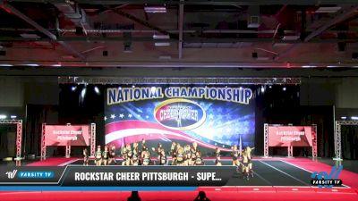 Rockstar Cheer Pittsburgh - Supermodels [2021 L6 International Open Day 1] 2021 ACP: Midwest World Bid National Championship