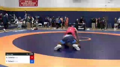 74 kg Consi Of 32 #2 - Sammy Cokeley, Indiana RTC vs Tony Tolbert, Pennsylvania RTC