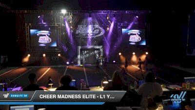 Cheer Madness Elite - L1 Youth - Small [2019 Golden Lilies 4:42 PM] 2019 US Finals Pensacola