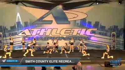 Smith County Elite Recreation - L2 Performance Recreation - 18 & Younger (NON) [2021 L2 Performance Recreation - 18 and Younger (NON) Day 1] 2021 Athletic Championships: Chattanooga DI & DII