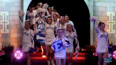 Saltillo High School [2019 Medium Varsity Coed Semis] 2019 UCA National High School Cheerleading Championship