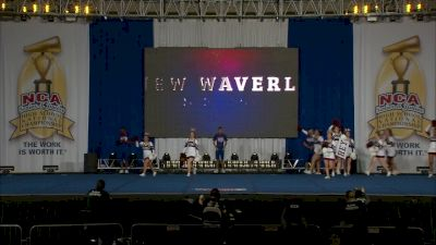 New Waverly High School [2019 Game Day Band Chant Small High School Finals] NCA Senior & Junior High School National Championship