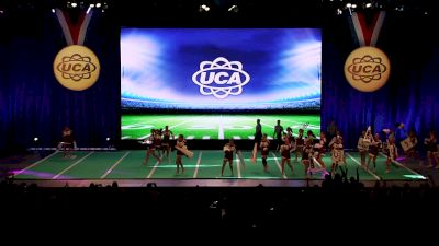 Collierville High School [2020 Super Game Day Division I Finals] 2020 UCA National High School Cheerleading Championship