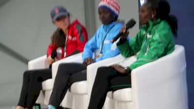 Top Women Explain The Atmosphere On Olympic Trials Course