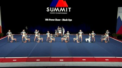 Hit Force Cheer - Black Ops [2021 L4 International Open Coed Wild Card] 2021 The Summit