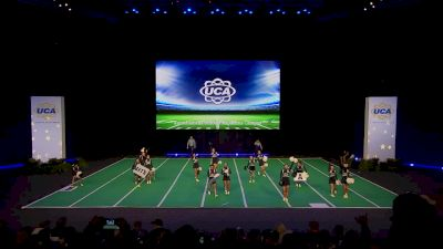 Kamehameha Schools Kapalama Campus [2020 Medium Game Day Division I Semis] 2020 UCA National High School Cheerleading Championship