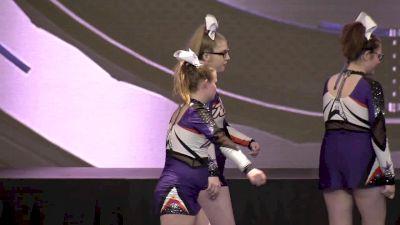Rockstar Cheer Columbia - Cinderella [2019 CheerAbilities] 2019 The Cheerleading Worlds