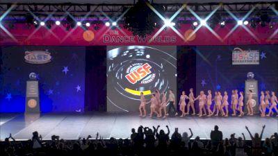 The Vision Dance Center - Open Allstars [2019 Open Open Finals] 2019 The Dance Worlds