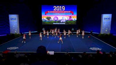 Stony Brook University [2019 All Girl Division I Semis] UCA & UDA College Cheerleading and Dance Team National Championship