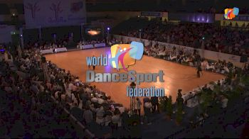 2019 WDSF European Championship Latin - Champions Interview