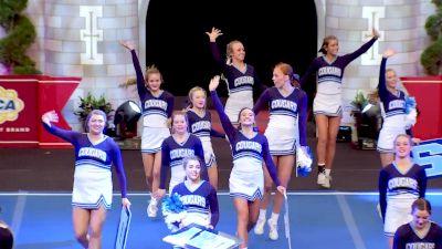 Centennial High School [2020 Large Varsity Division I Finals] 2020 UCA National High School Cheerleading Championship