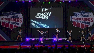 Koach All Stars Goddess [2020 L1 Medium Junior D2 Day 1] 2020 NCA All-Star Nationals